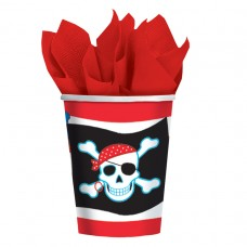 CUP 266ml:PIRATE PARTY