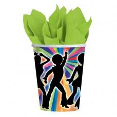 70's Disco Paper Cups