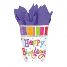 CUP 266ml:RADIANT BDAY