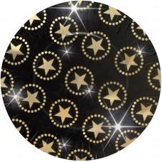 PLATE 26.6cm met:STAR ATTRACTN