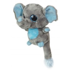 Tinee Elephant Grey 8In