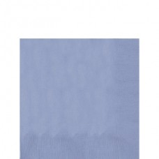 Pastel Blue Luncheon Napkins pk50