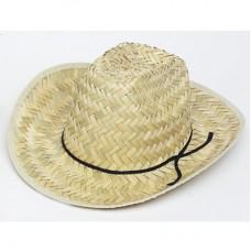 Adult High-Crown Western Hat
