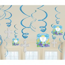 SWIRLS VAL PACK COMMUNION BLUE