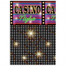 Casino Lights Room Roll