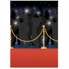 SCENE SETTER ROLL:Red Carpet