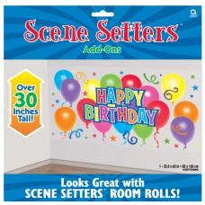 General Birthday Scene Setter