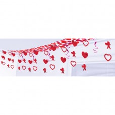 Hearts & Cupids Ceiling Decoration