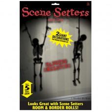 Hanging Skeletons Scene Setter