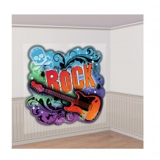 Rock Star Wall Decoration