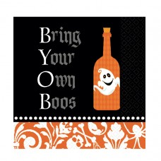 Shocktails Byob Beverage Napkins
