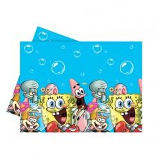 SpongeBob Plastic Tablecover