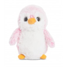 Pompom Penguin Pink 6In