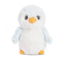 Pompom Penguin Blue 6In
