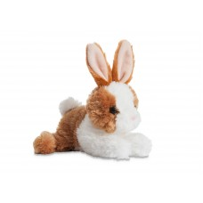 Mini Flopsie - Bunny Brown/White8In
