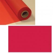 TABLEROLL plas s/c:apple red