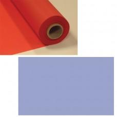 Hydrangea Plastic Tableroll