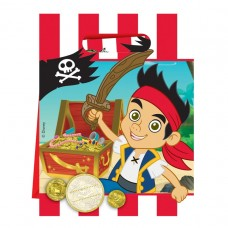 Jake & Pirates 6 Loot Bags
