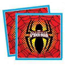 Ult Spiderman Paper Napkins