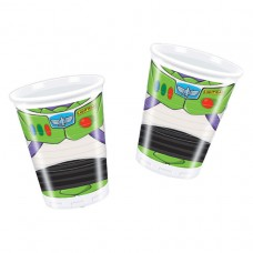 T'story Star Pow Plastic Cups