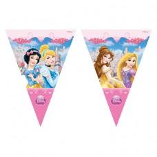 Princess Glam Pennant Banner