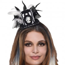Black& Bone Fascinator