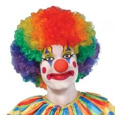 Clown afro