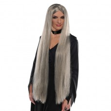 Wig Witch Gray 36