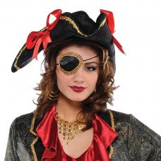 Pirate Elegant Eye Patch