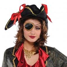Pirate Elegant Eye Patch