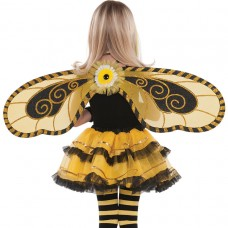 Bumble Bee Fairy Wings
