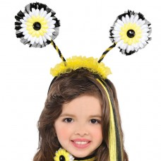 Bumble Bee Fairy Headbopper