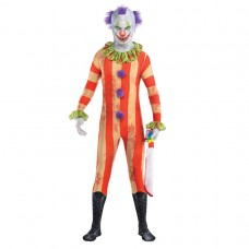 Clown Partysuit size l