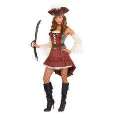 Castaway Pirate plus size