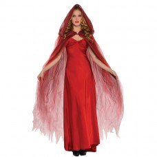Ghost Red Cape