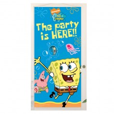 BANNER DOOR lic:SPONGEBOB