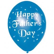 BALLOON pk6 27.5cm:FATHERS DAY