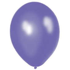 BALLOON pk50 27.5cm met:purple