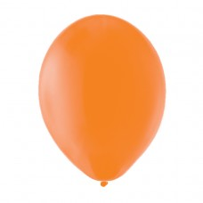 BALLOON pk100 12.5cm:OrangeCit