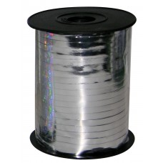 Silver Metallic Balloon Ribbon 250yd