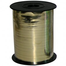 Gold  Metallic Balloon Ribbon 250yd