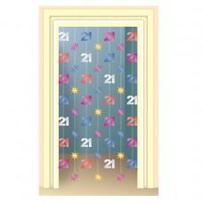 DOOR DANGLERS:PARTY CONT 21