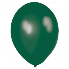 BALLOON pk100 12.5cm:v green