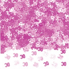 CONFETTI:PINK PARTY 30
