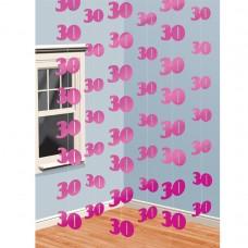 DEC string:PINK SHIMMR 30 PINK