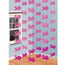 DEC string:PINK SHIMMR 50 PINK