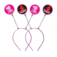 Hen Night Reversible Headboppers