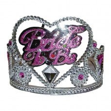 GNO TIARA BRIDE TO BE FLASHING