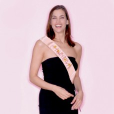 Bride to Be Flashing Sash