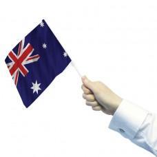 PPP AUS WAVING FLAGS 15cmx22cm